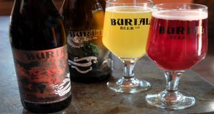 burial beer sour