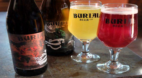 burial beer sour
