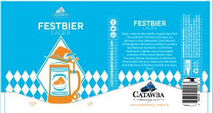 Catawba Brewing Announces New Festbier Specialty Release