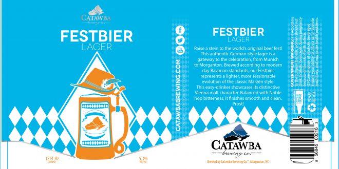 festbier catawba brewing