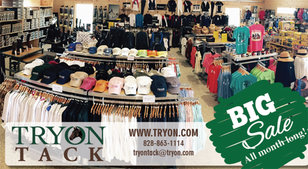 Tryon Resort Announces Dover Saddlery As Official Retail