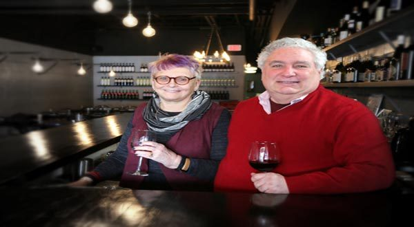 Nan and Steve Klein