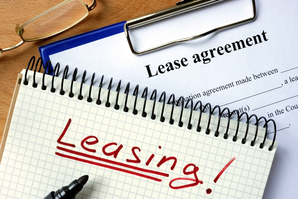 leasing house