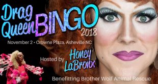 Drag Queen Bingo Event to Benefit Brother Wolf Animal Rescue