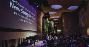 NewSong Music Brings 17th Annual Performance & Songwriting Competition to Asheville