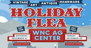Asheville Flea for Y'all  Fourth Annual Holiday Flea