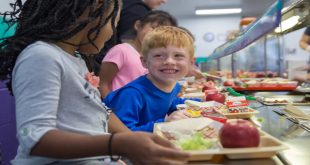 State nutrition program honors YMCA of WNC with Superior Site Award