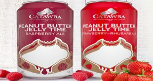 Catawba Brewing to Release PB&J Beer with Three Variations, Black Currant Making Debut