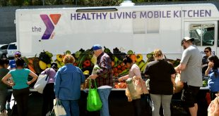 YMCA of WNC Combats Food Insecurity