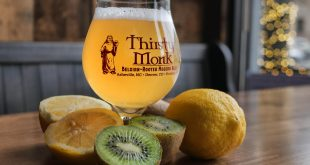 Thirsty Monk Releases Third Of Karma Series Beers, Unity Gose