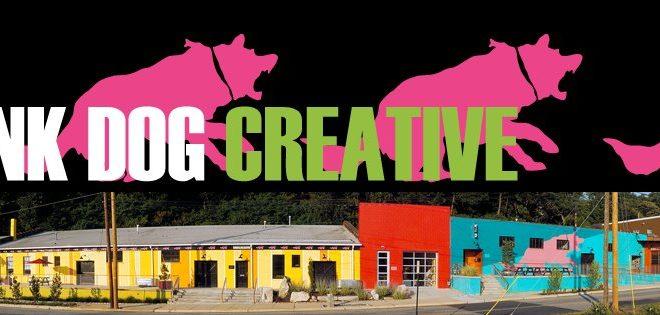 pink dog creative