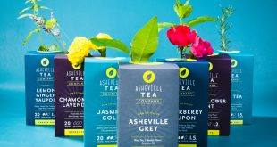 Asheville Tea Company Brews Adventure with Release of New Tea Line