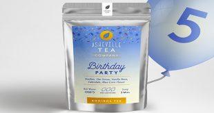 Asheville Tea Company Celebrates Five Year Anniversary