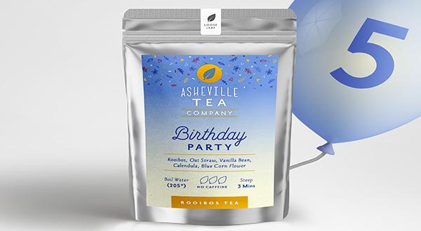 birthday party tea blend